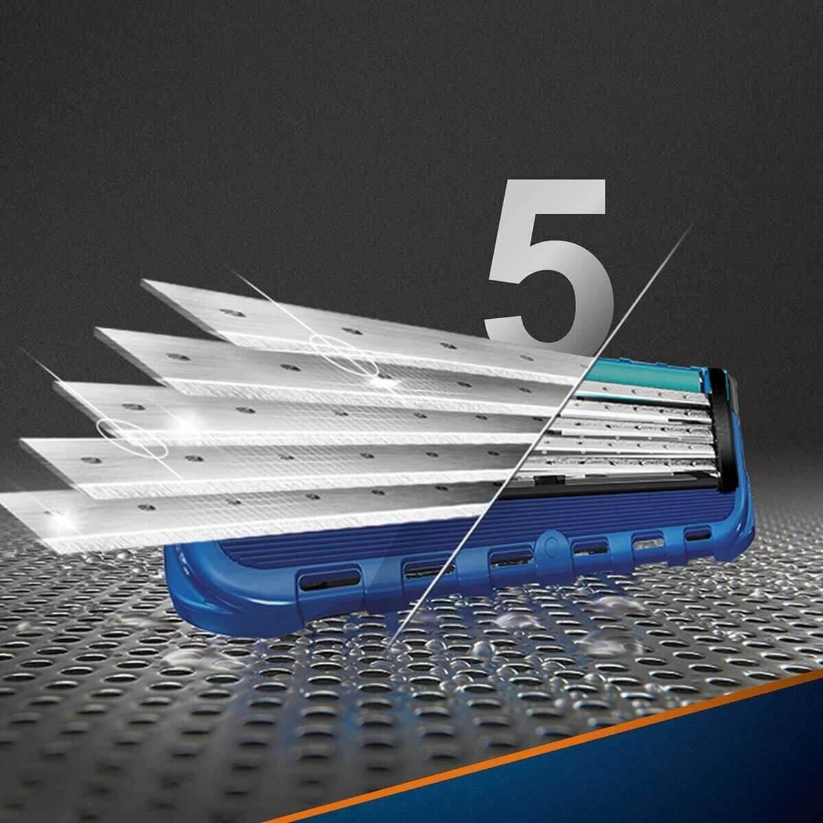 Fusion ProGlide Power Yedek Tıraş Bıçağı 2'li