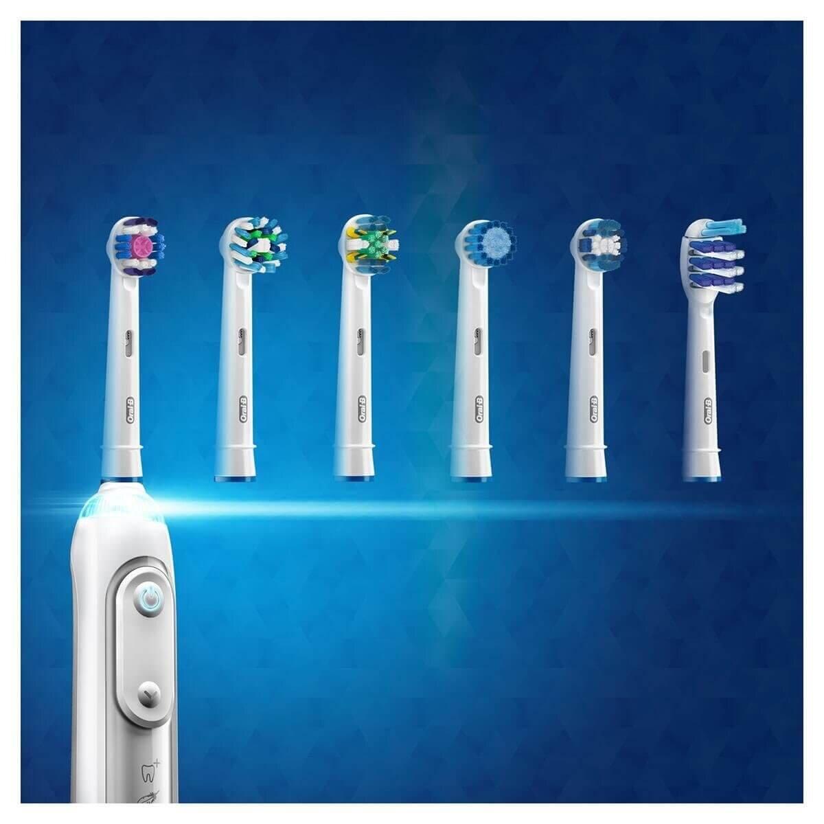 Floss Action Diş Fırçası Yedek Başlığı 2 adet