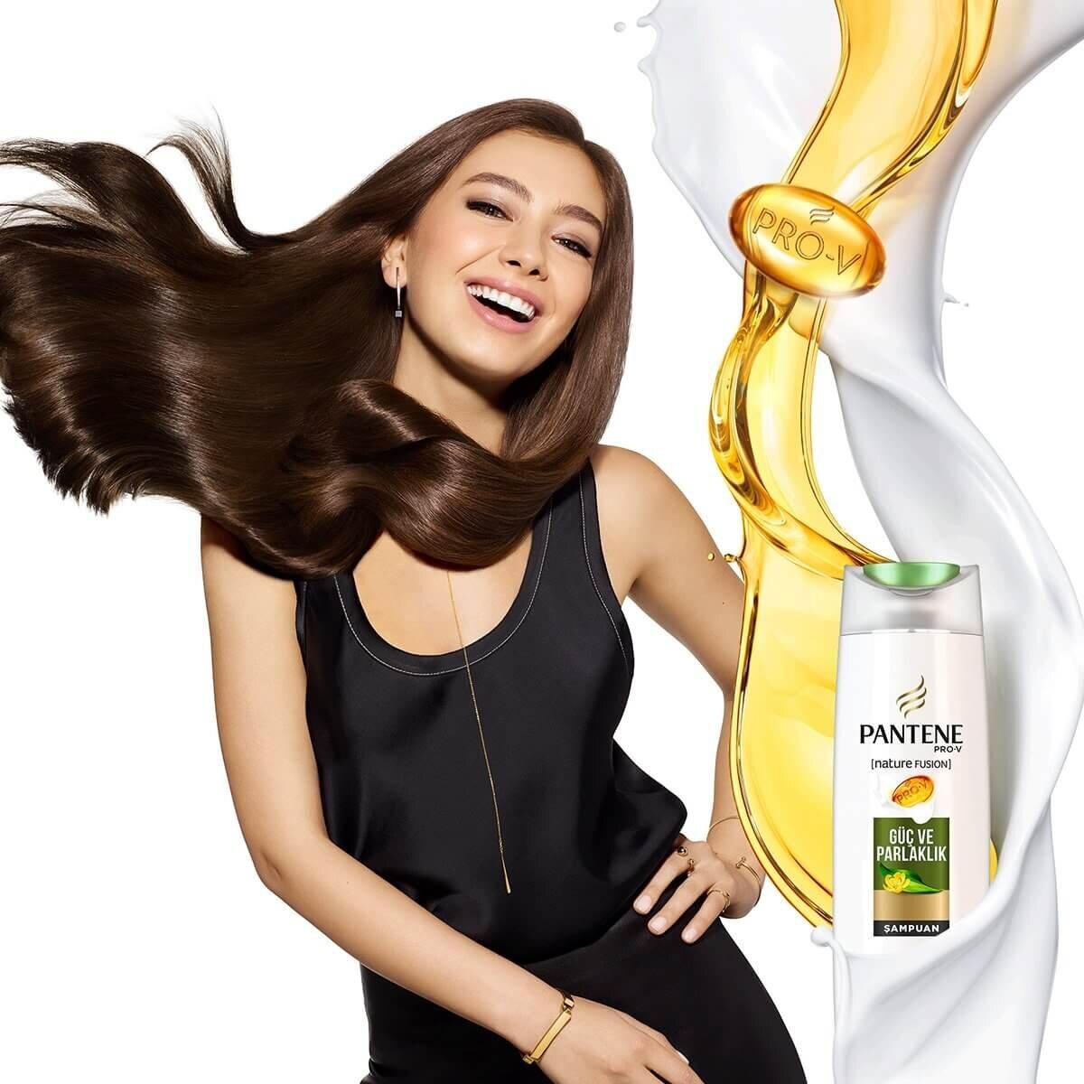 Doğal Sentez Şampuan 500ml