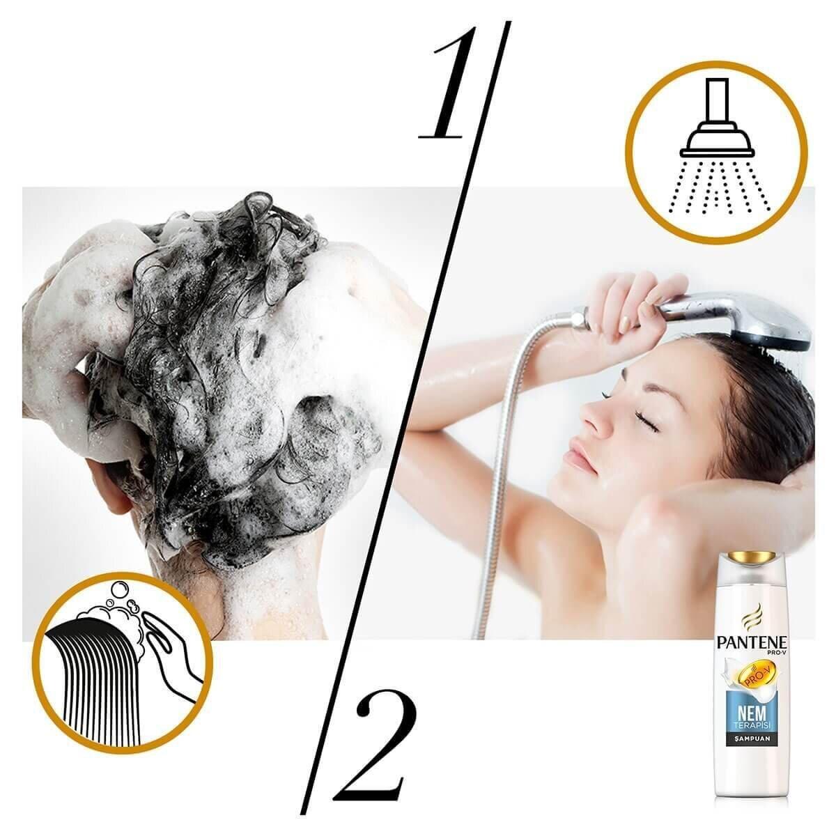Şampuan Nem Terapisi Şampuan 500ml