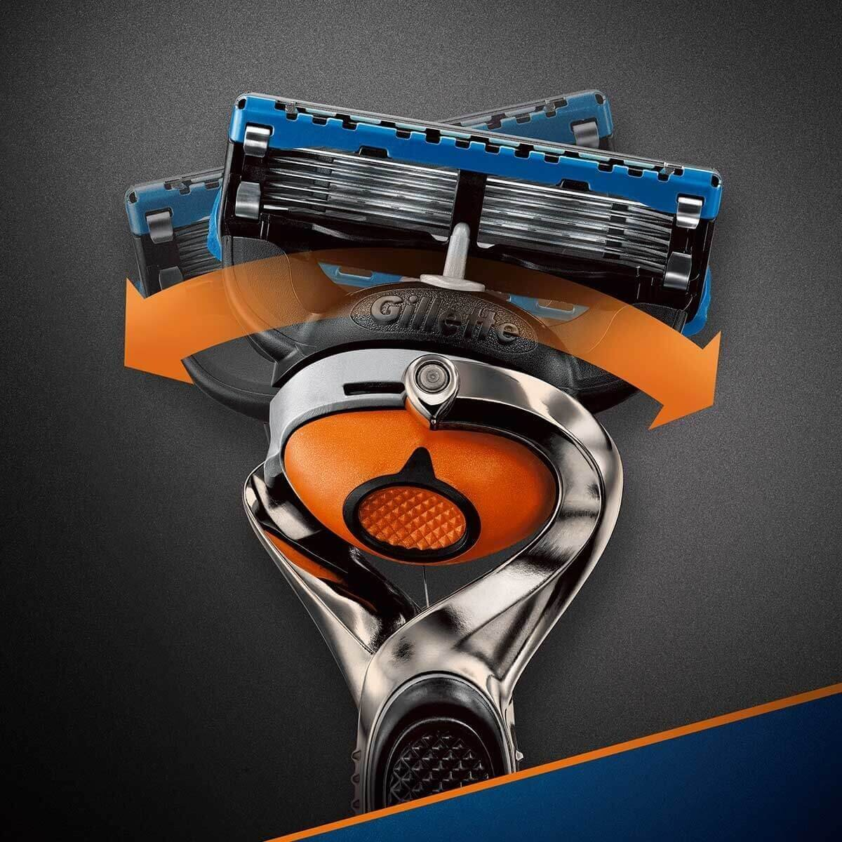 Fusion ProGlide FlexBall Tıraş Makinesi Yedekli