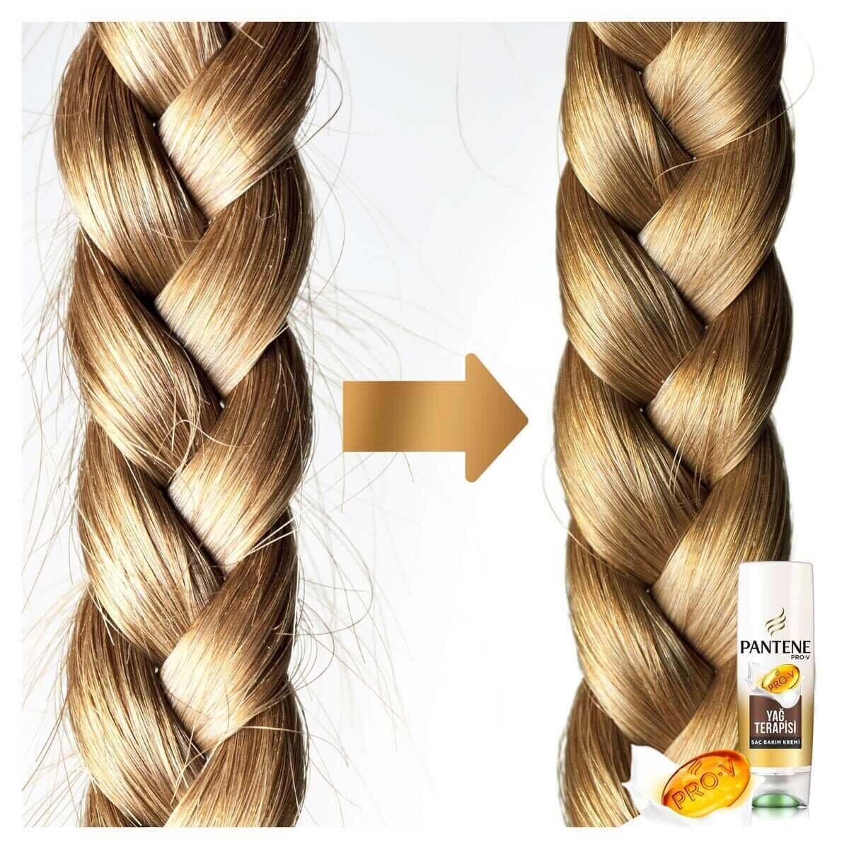 Argan Terapisi Saç Kremi 360ml