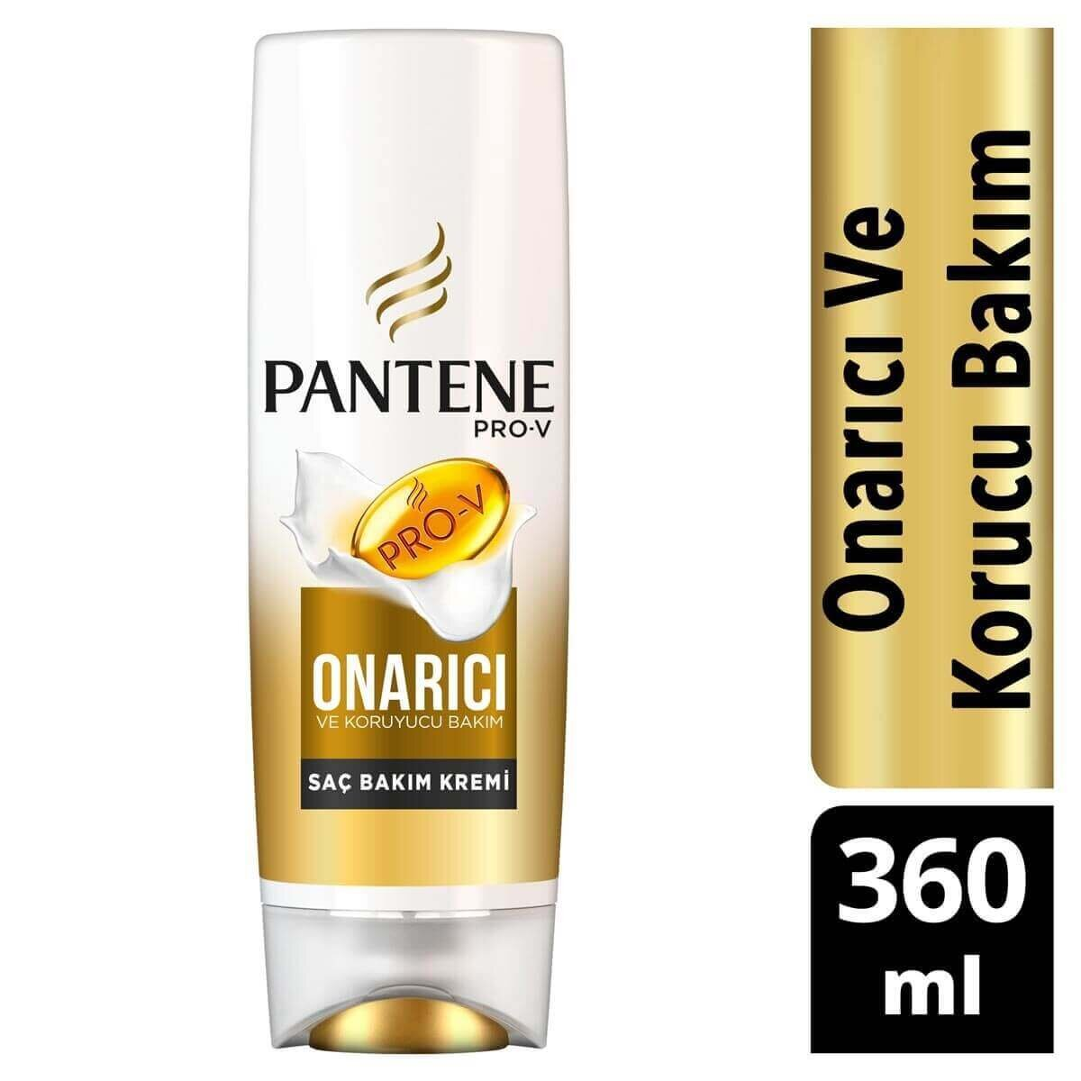 Onarıcı ve Koruyucu Bakım Saç Kremi 360 ml