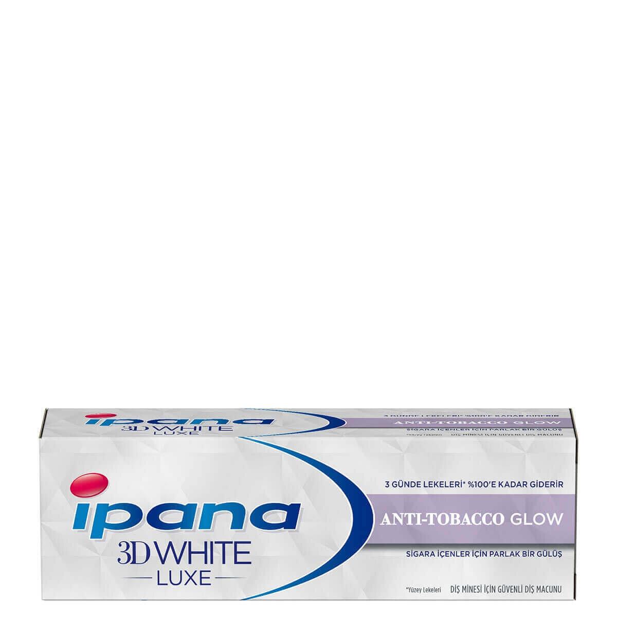 3 Boyutlu Beyazlık Luxe Sigara İçenler 75ml