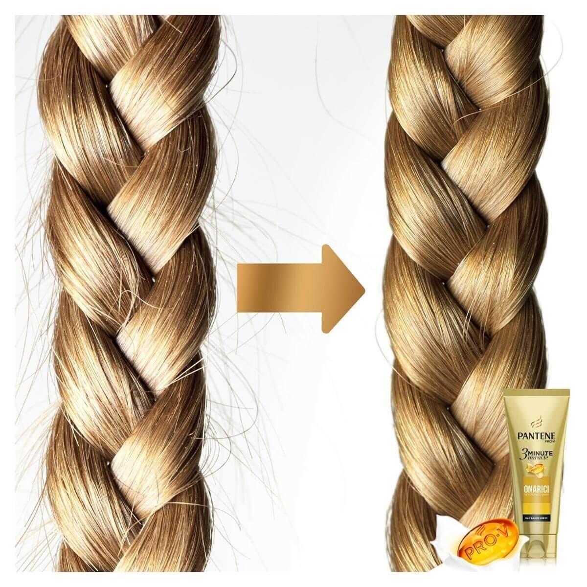 3MM Onarıcı ve Koruyucu Bakım Saç Kremi 200ml