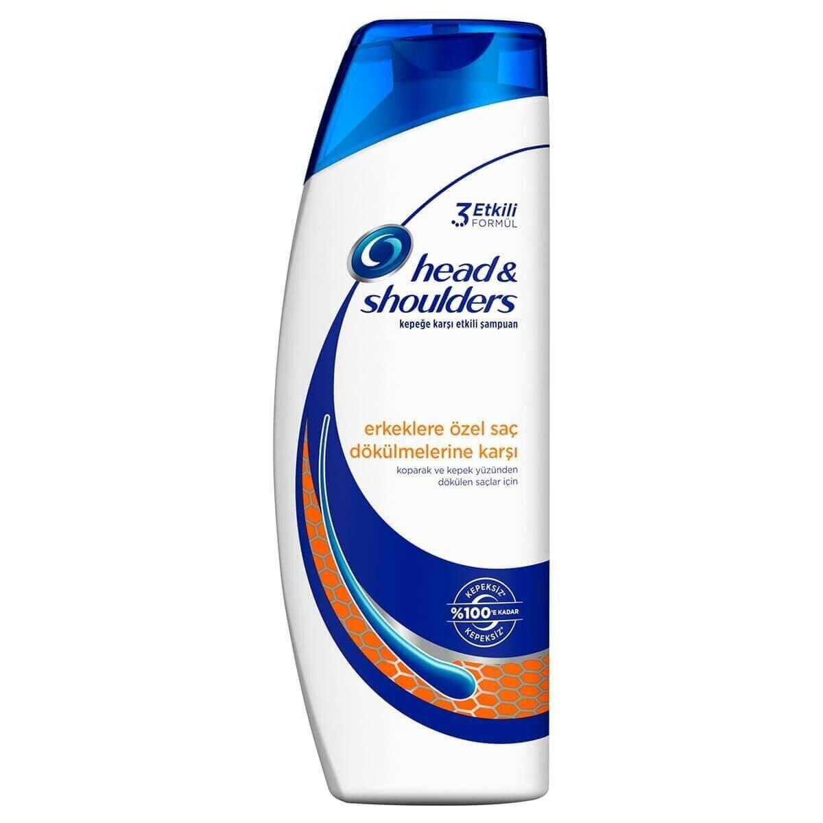 Men Saç Dökülmelerine Karşı 2in1 Şampuan 450ml