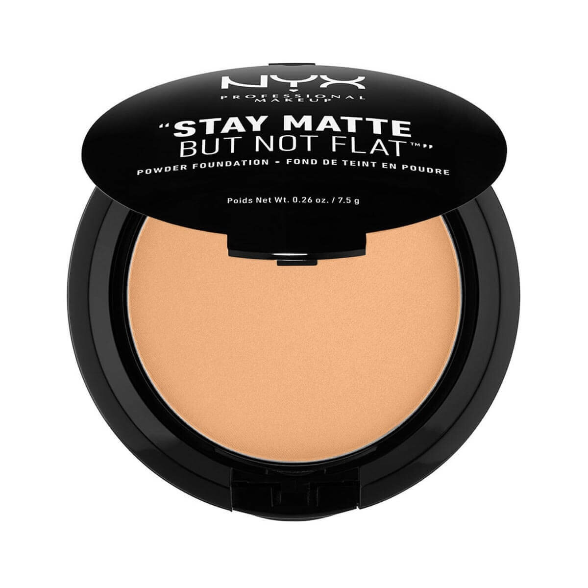 Stay Matte But Not Flat Powder Foundation Soft Beige