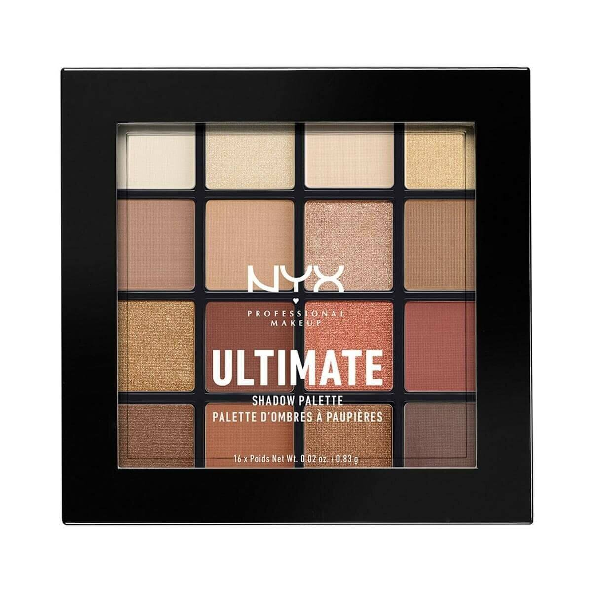 Ultimate Shadow Palette Warm Neutrals