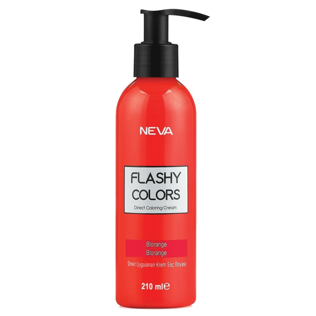 Flashy Colors Yarı Kalıcı Saç Boyası Blorange