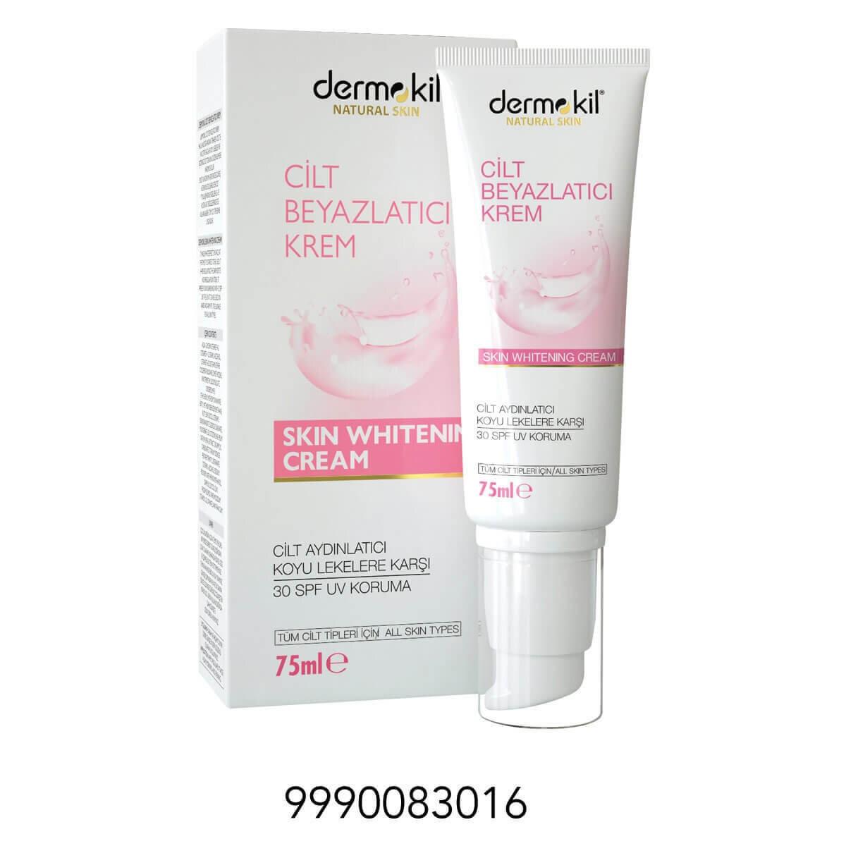 Natural Skin Cilt Beyazlatici Krem 75ml