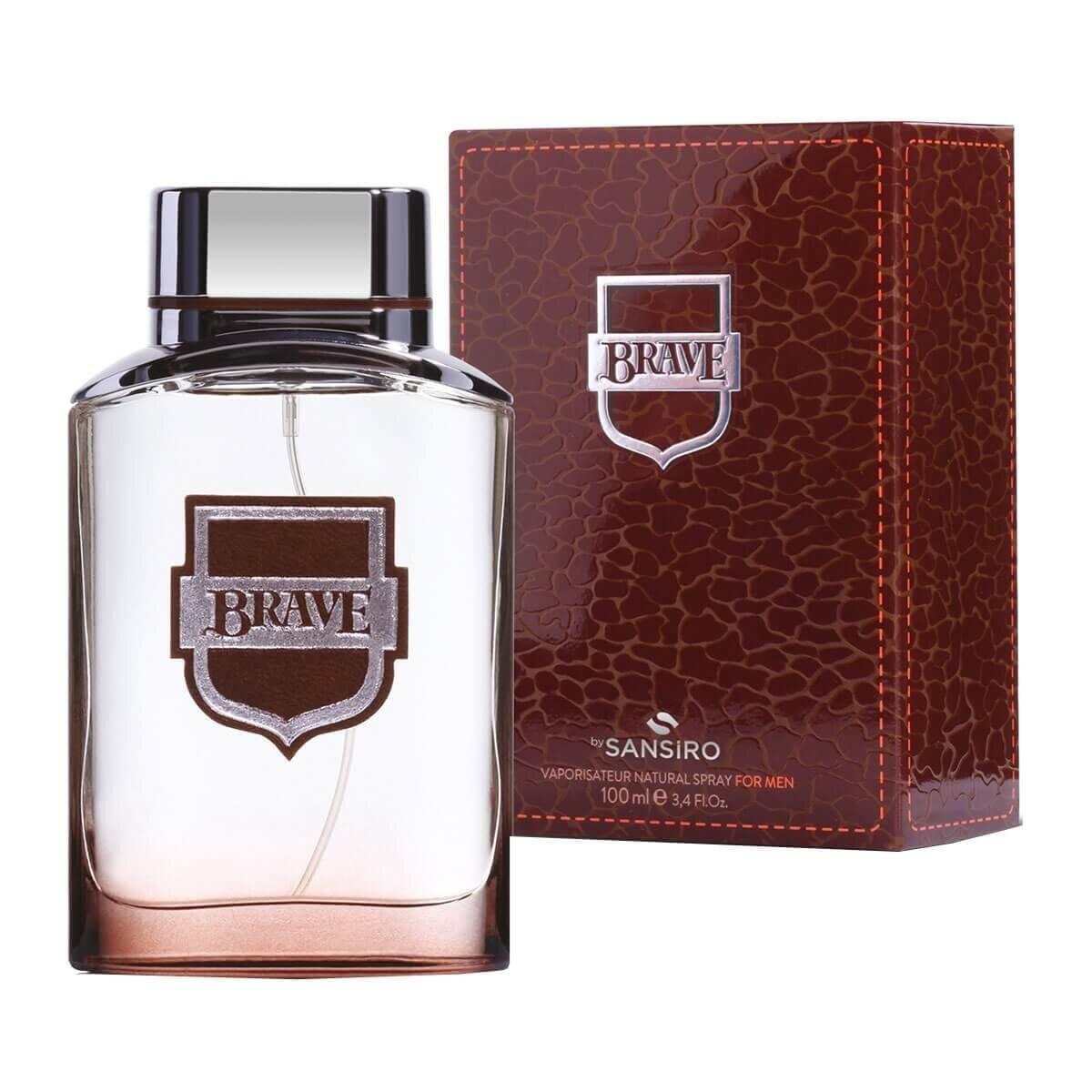 Brave Erkek Parfümü Edt 100 ml