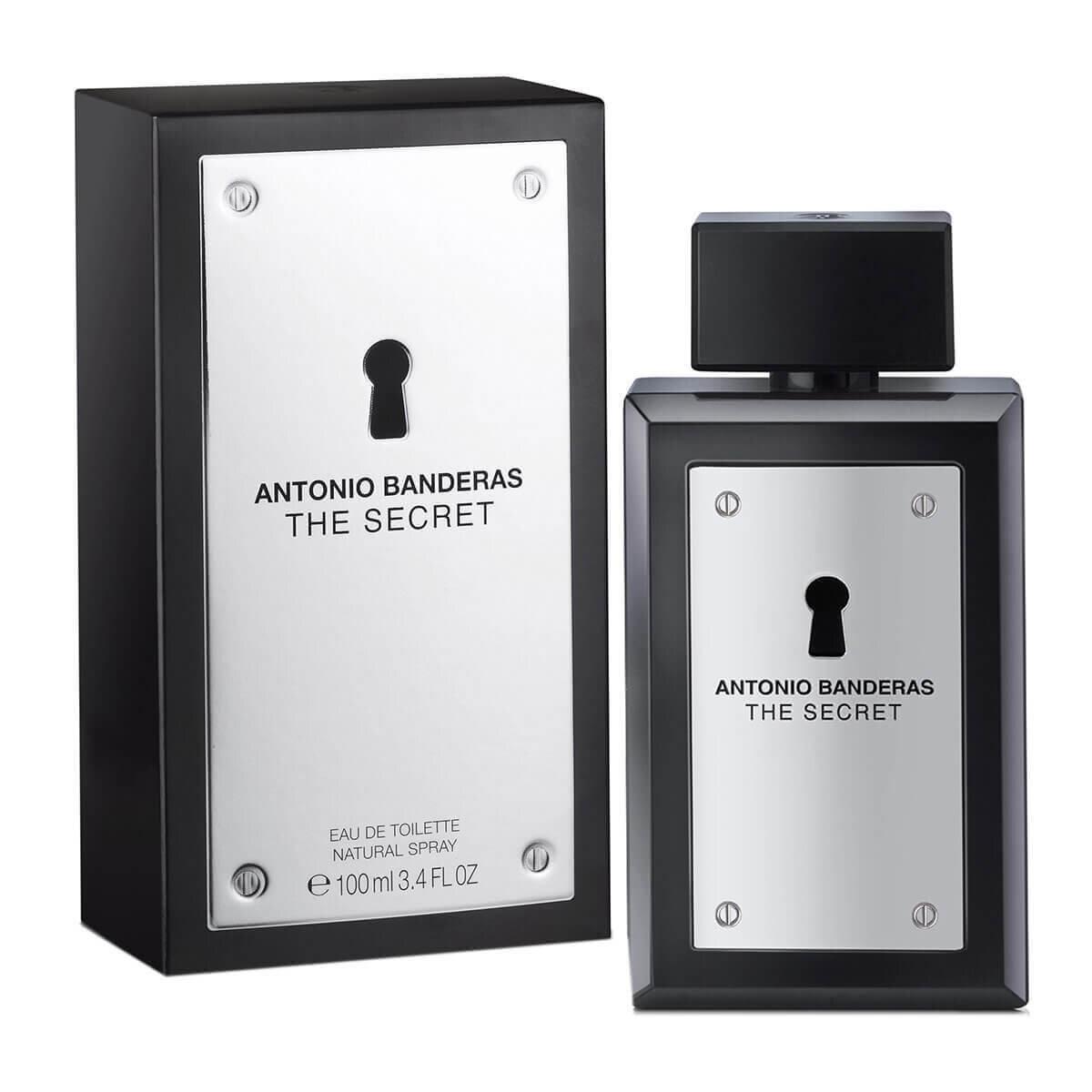 Secret Erkek Parfümü Edt 100ml