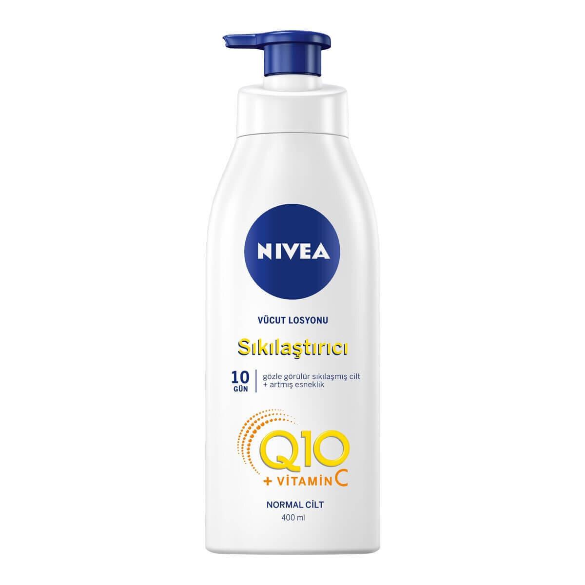 Q10 Sıkılaştırıcı Vücut Losyonu 400 ml