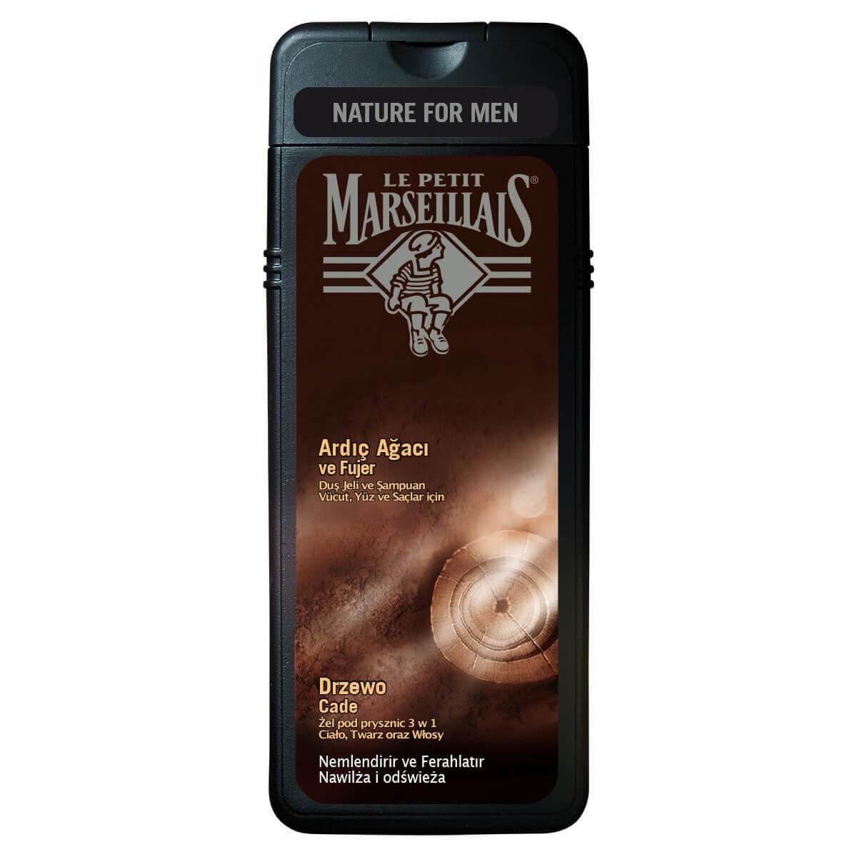 Men Ardıç Ağacı&Füjer Duş Jeli Şampuan 400 ml