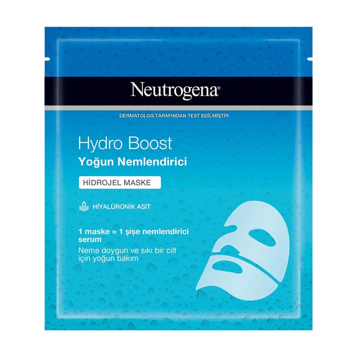 Hydro Boost Yoğun Nemlendirici Hidrojel Maske 30 ml