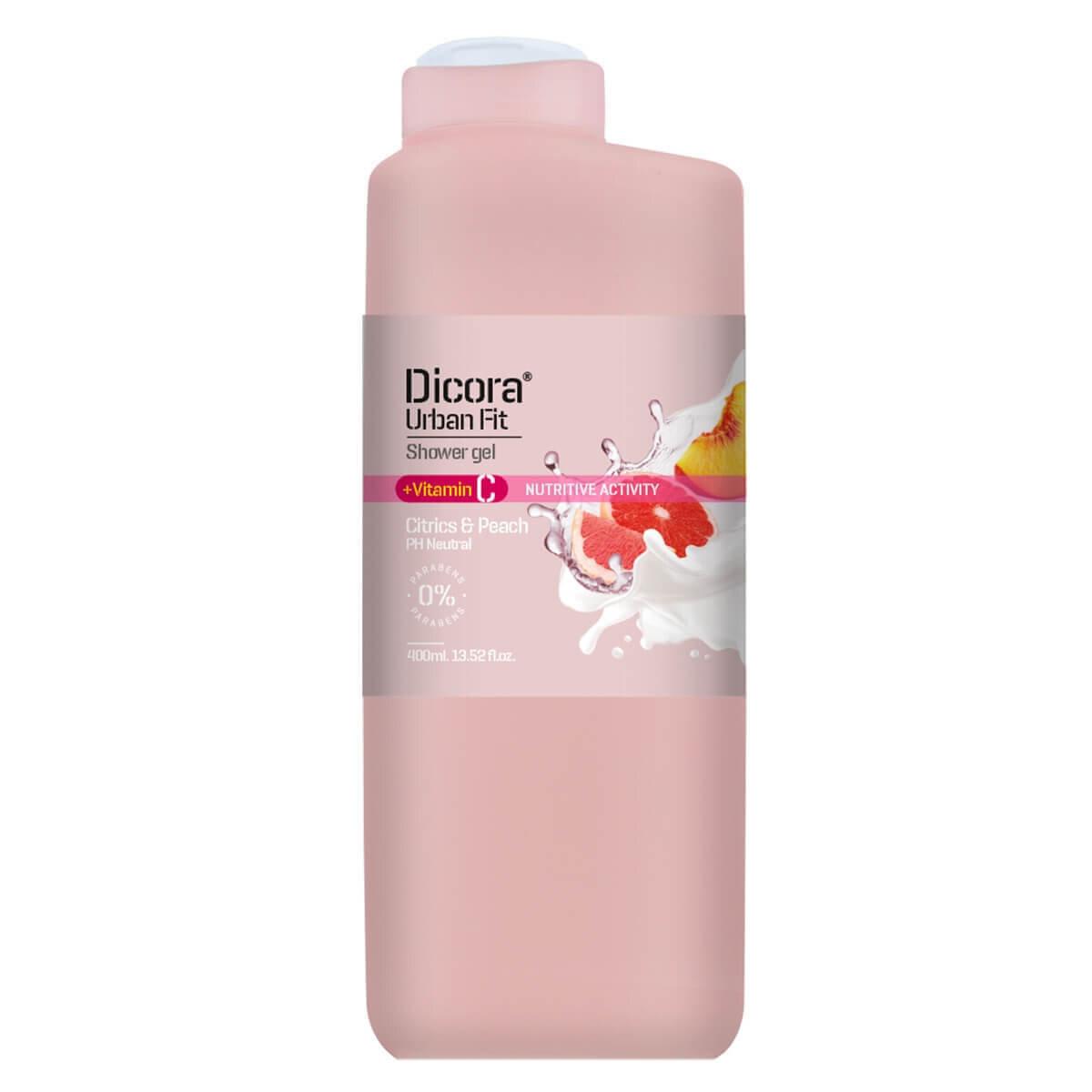 Urban Fit Duş Jeli C Vitamini Narenciye & Kayısı 400 ml