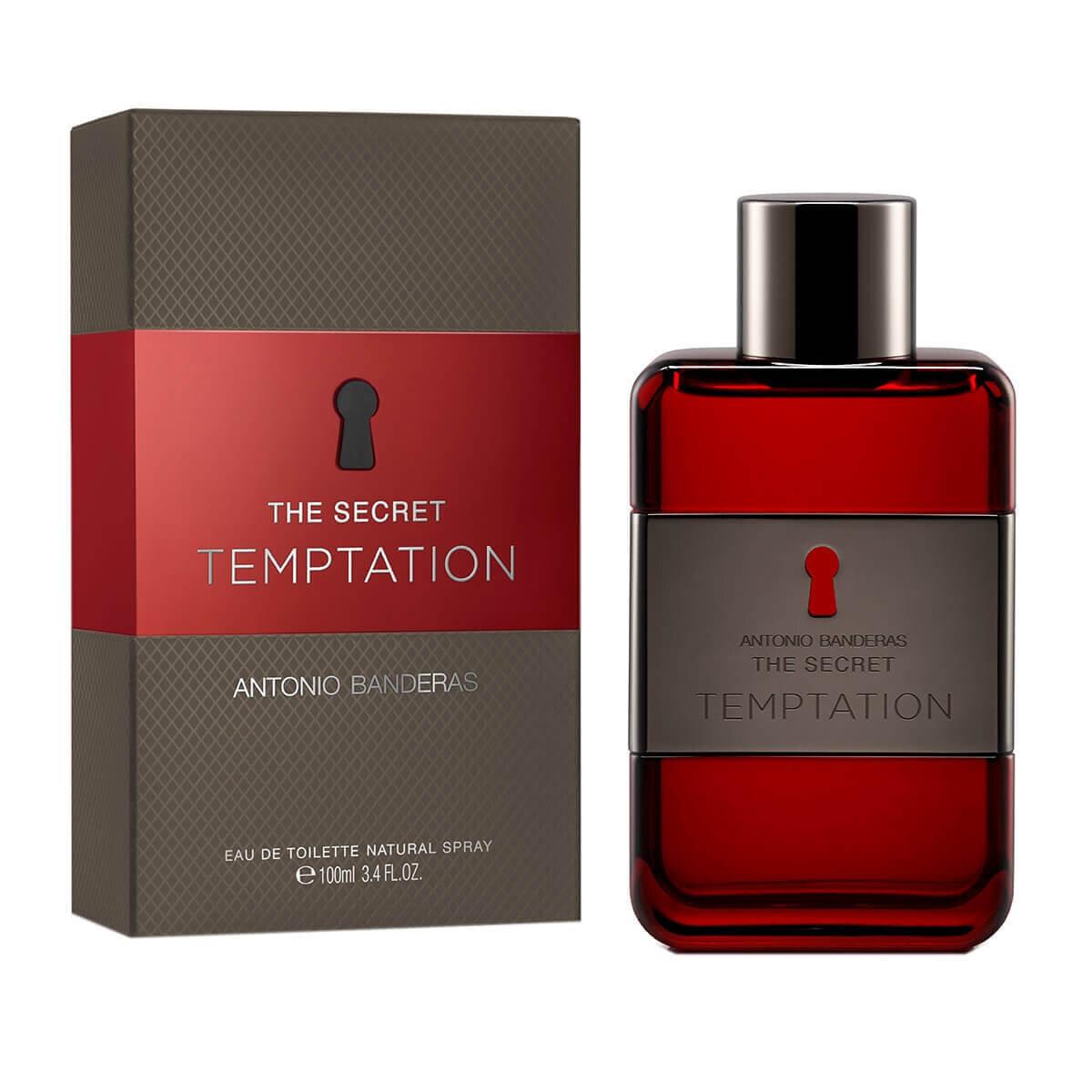 The Secret Temptation Erkek Parfümü Edt 100 ml