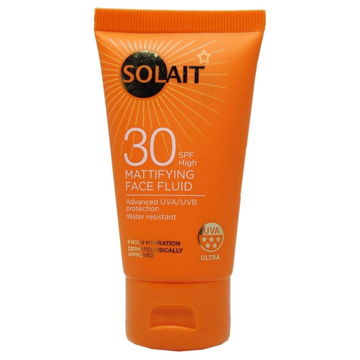 Matlaştırıcı Yüz Güneş Kremi Spf 30 50 ml
