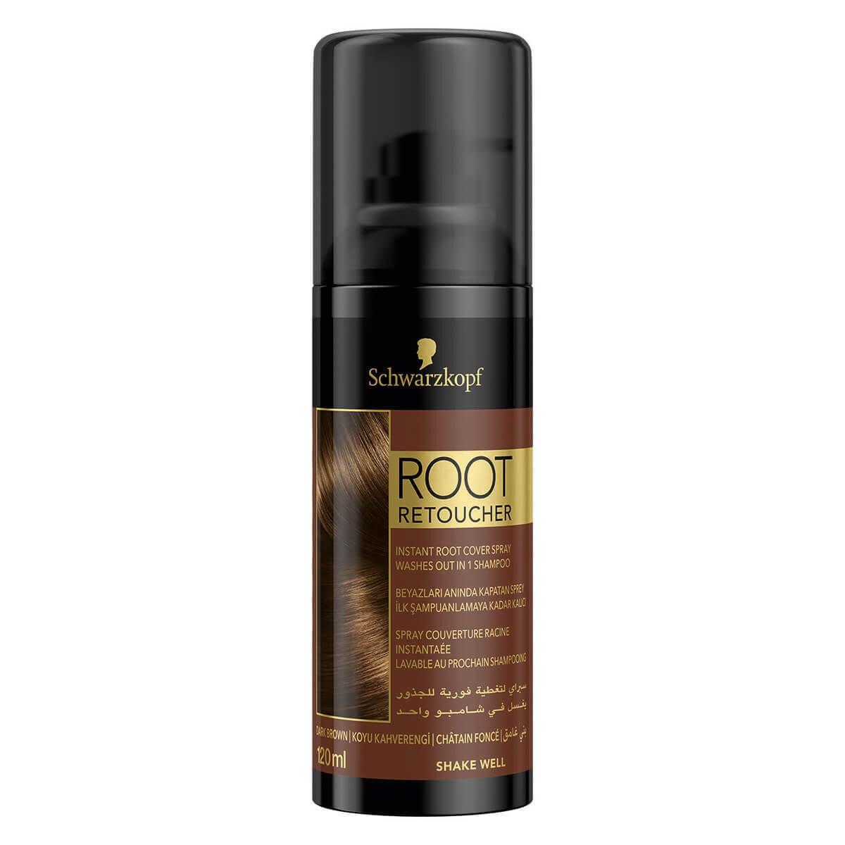 Root Retoucher Dark Brown 120 ml