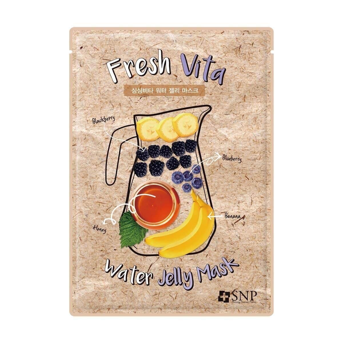 Fresh Vita Water Jelly Maske 33ml