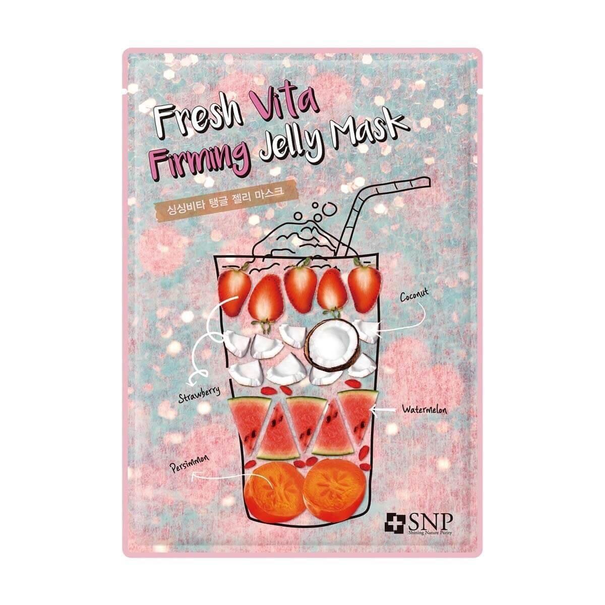 Fresh Vita Sıkılaştırıcı Jelly Maske 33 ml