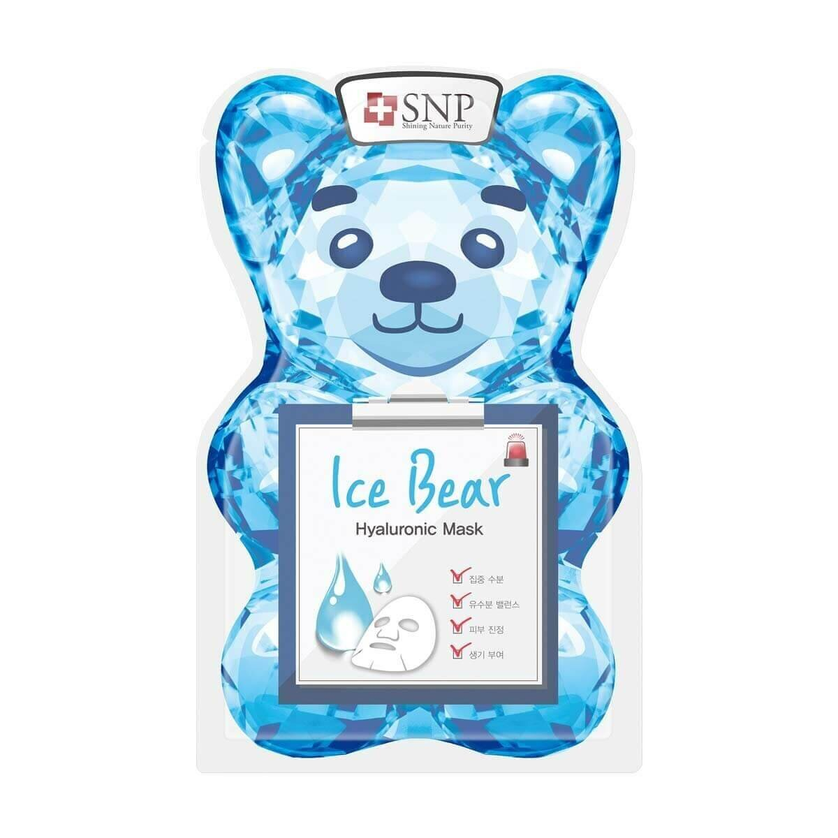 Ice Bear Haluronic Maske 33 ml