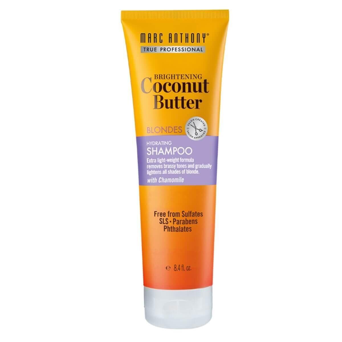 Sarı Saçlara Özel Coconut Butter Şampuan 250 ml