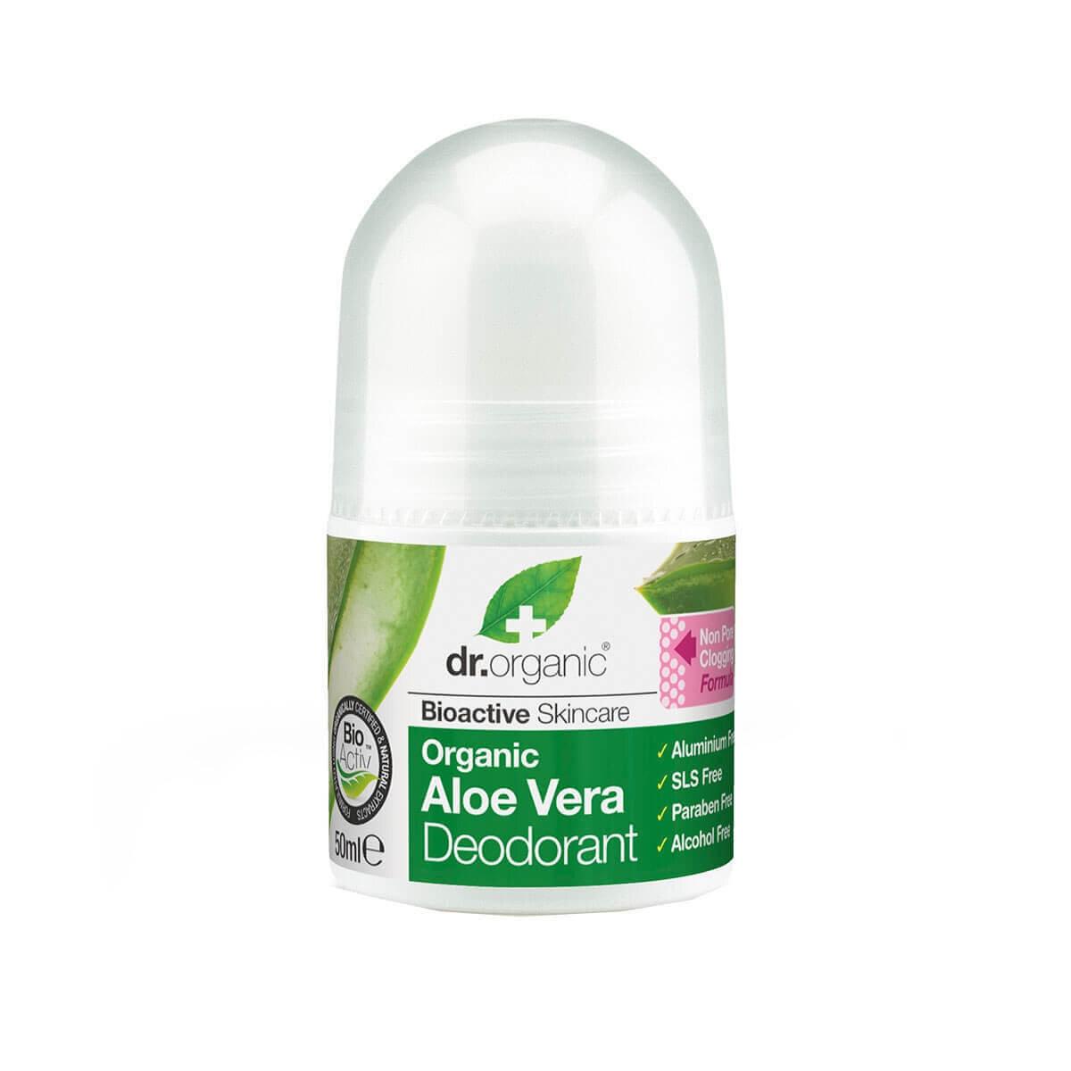 Aloe Vera Deodorant 50 ml