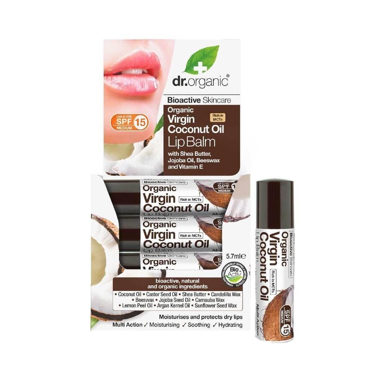 Coconut Lip Balm 5,7 ml
