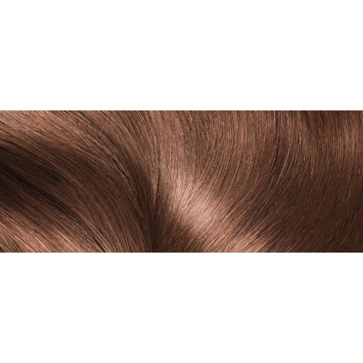 Creme Gloss Saç Boyası Bronz Kahve No. 680