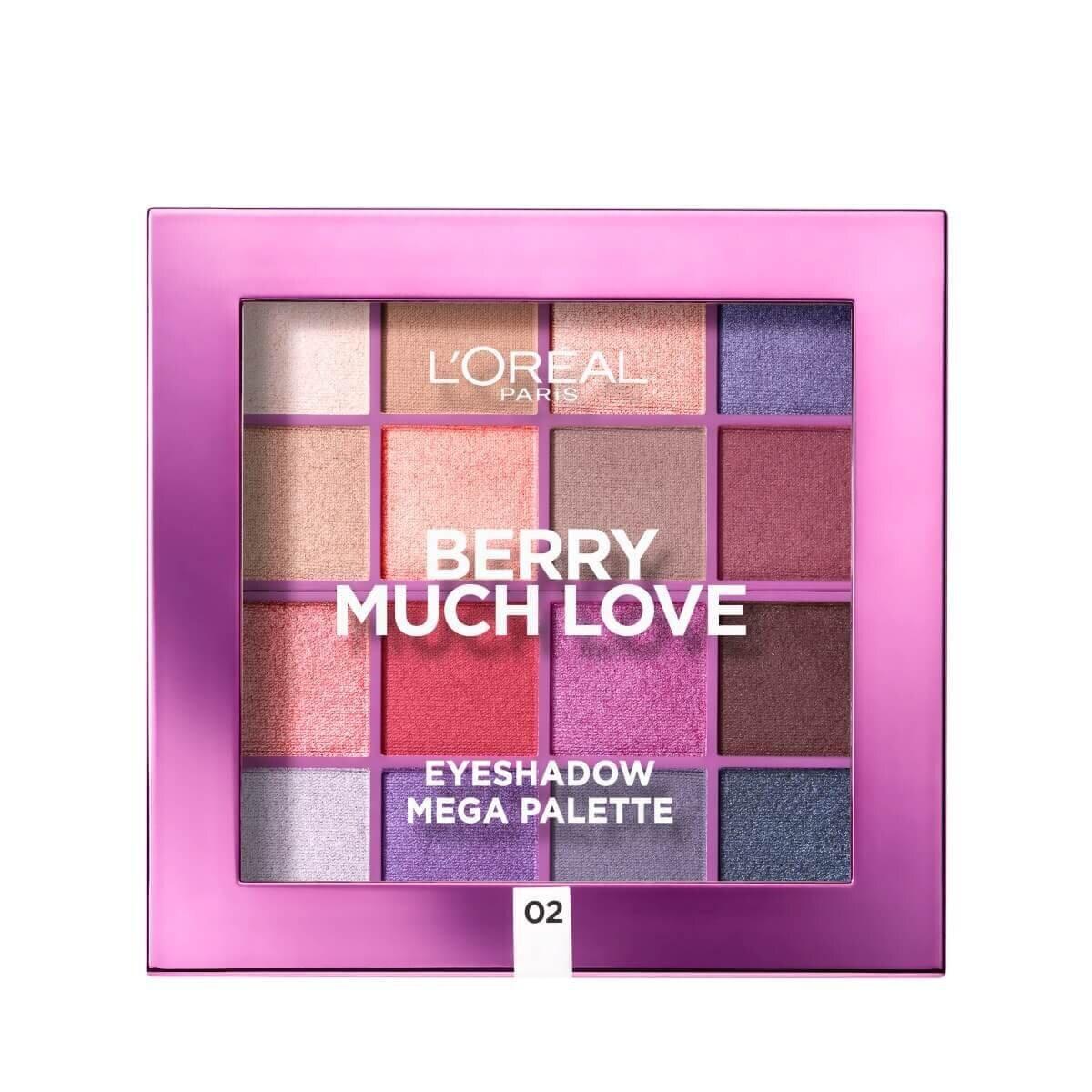 Berry Much Love Far Paleti