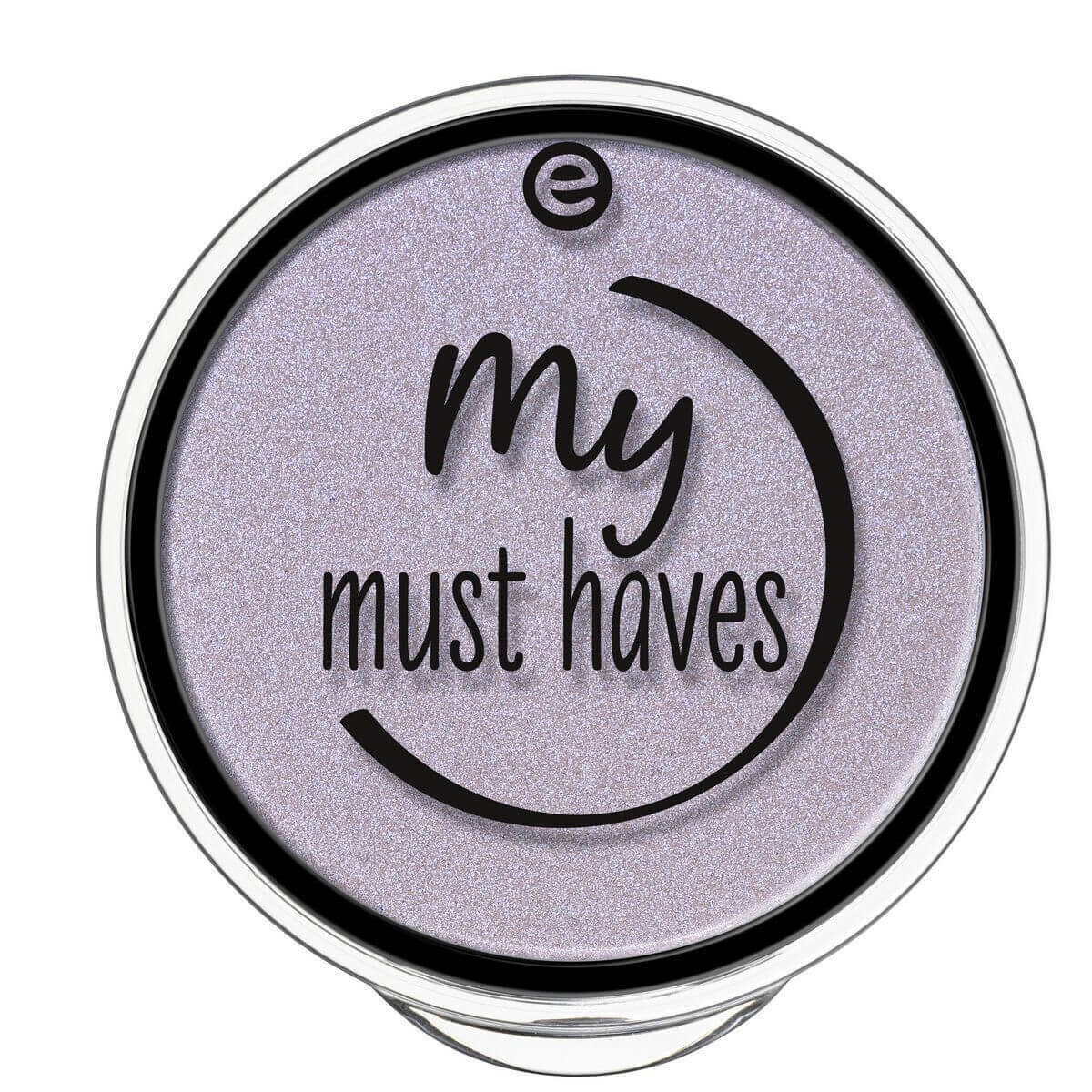ESSENCE MY MUST HAVES HOLO 03 PUDRA