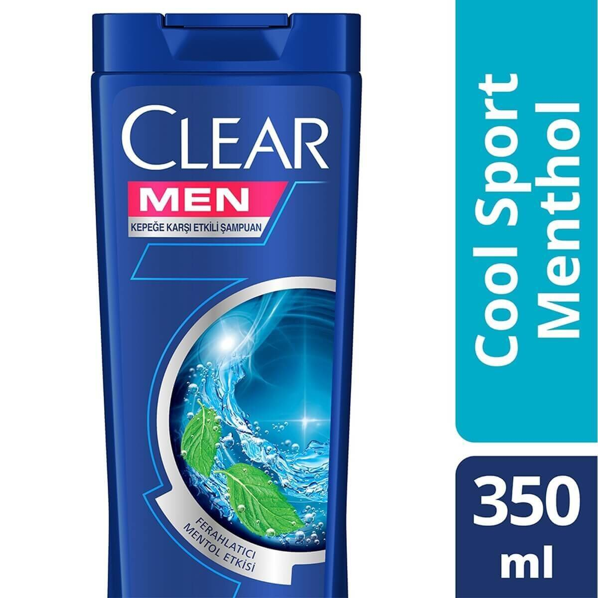 Cool Sport Menthol Erkek Şampuanı 350 ml