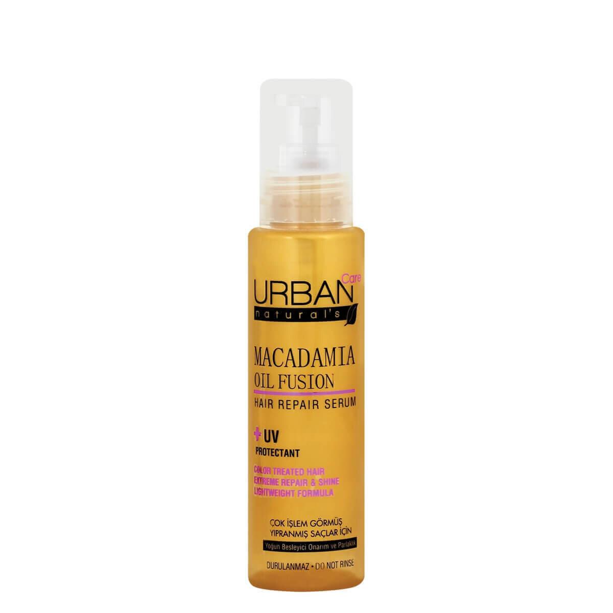 Yoğun Besleyici Onarım ve Parlaklık Veren Saç Bakım Serumu 100 ml