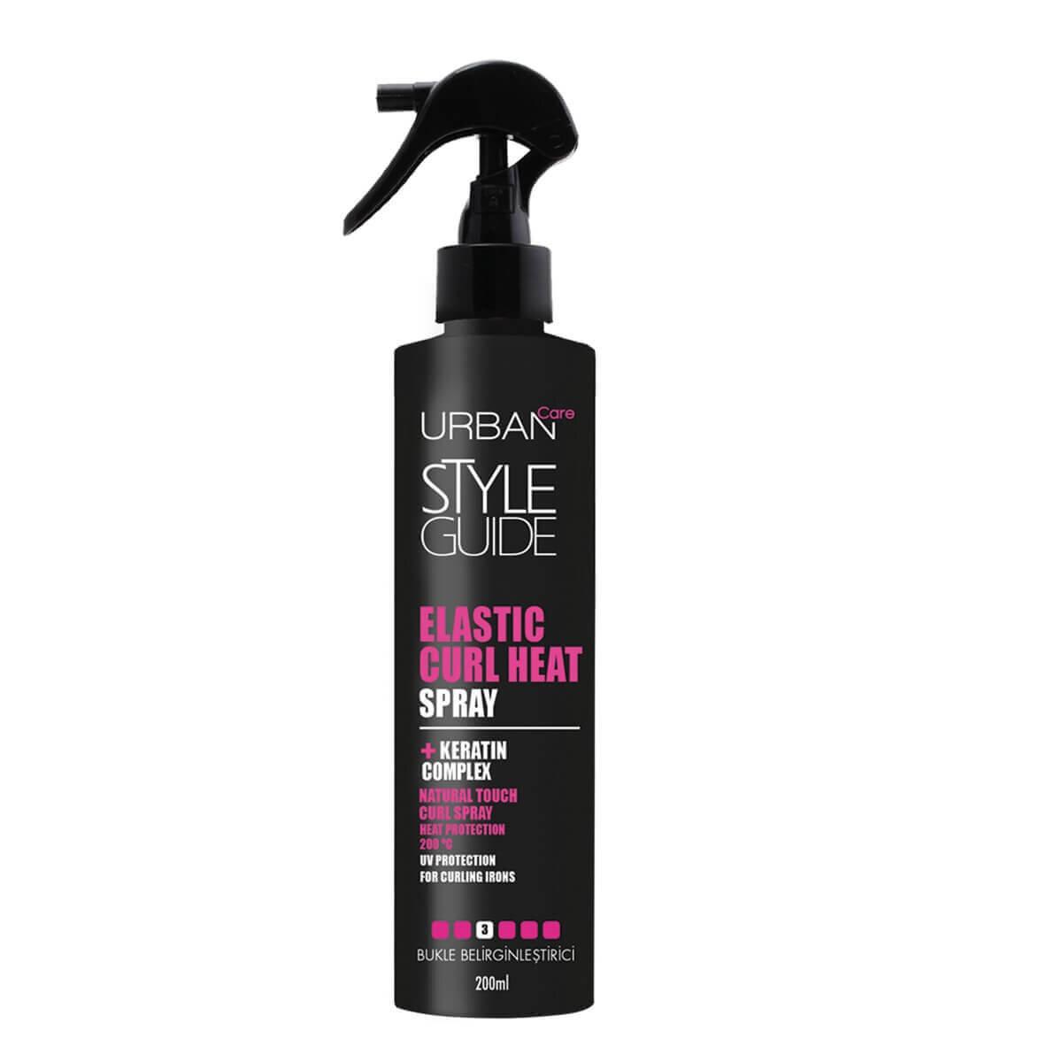 Elastic Curl Gazsız Saç Spreyi 200 ml