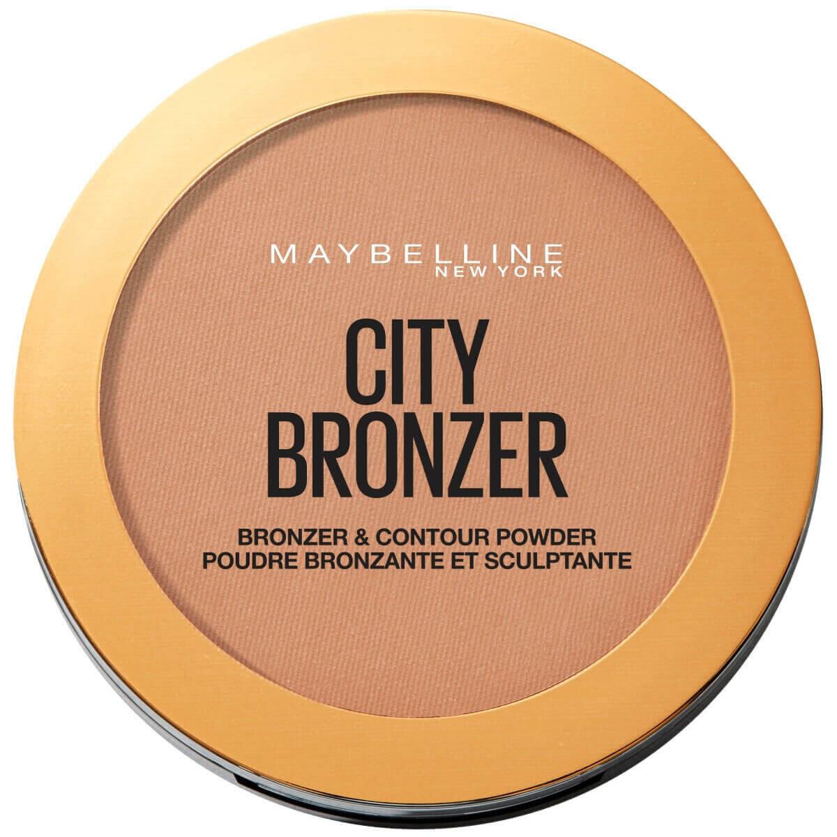 City Bronzer Bronzlaştırıcı & Kontür Pudrası No: 300 Deep Cool - Koyu, Soğuk Ton