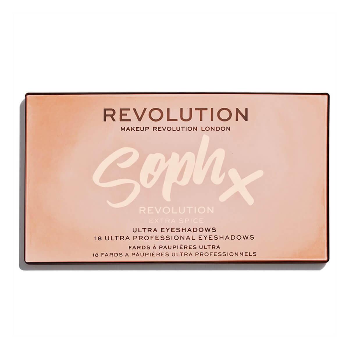 Sophx Extra Spice Far Paleti