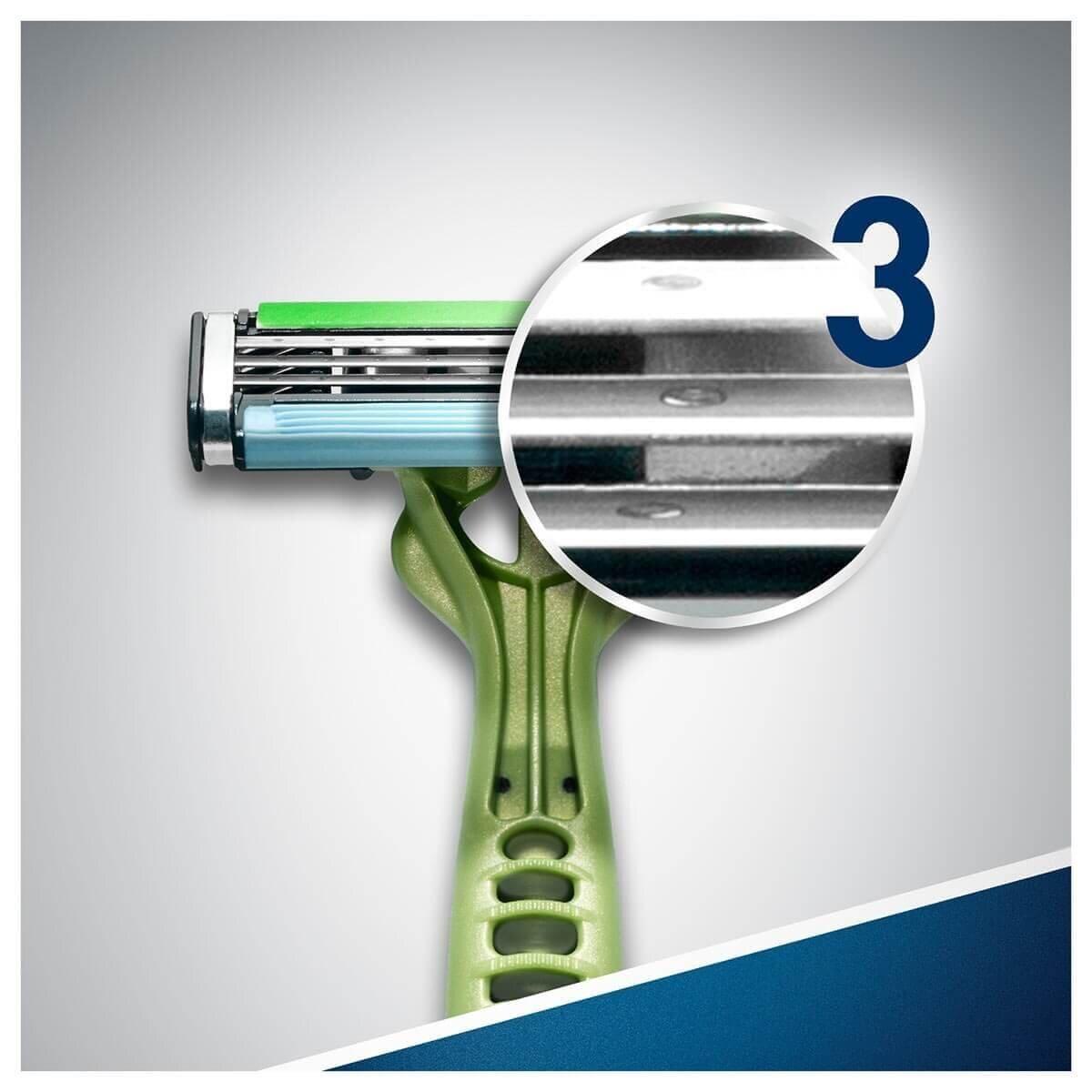 Blue 3 Sensecare Kullan At Tıraş Bıçağı