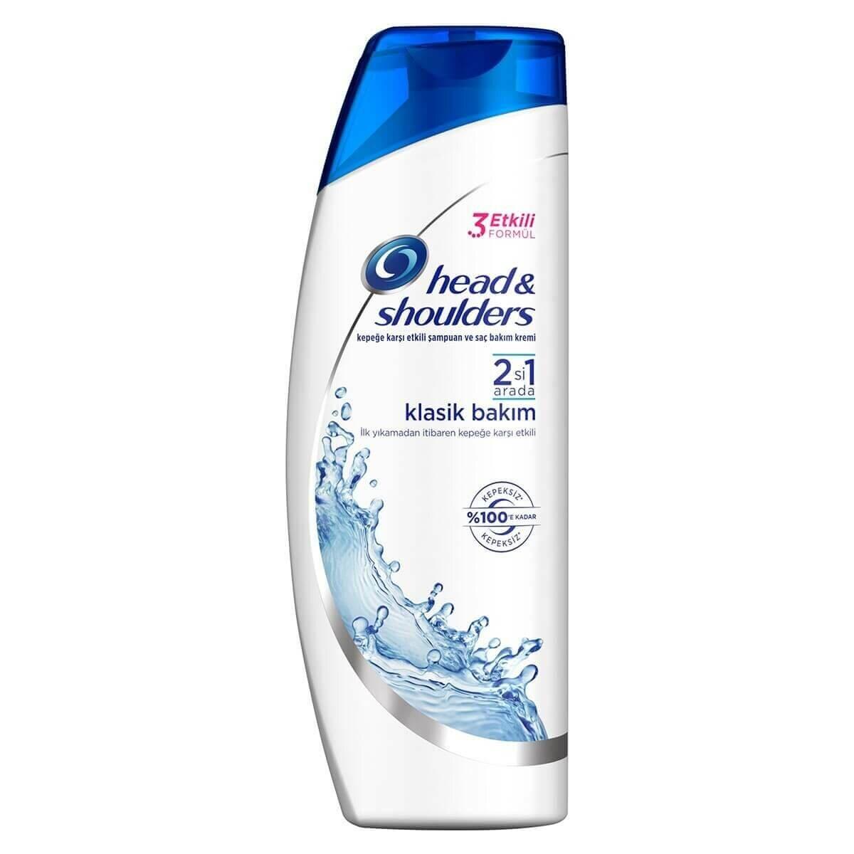 2in1 Klasik Bakım Şampuan 300 ml