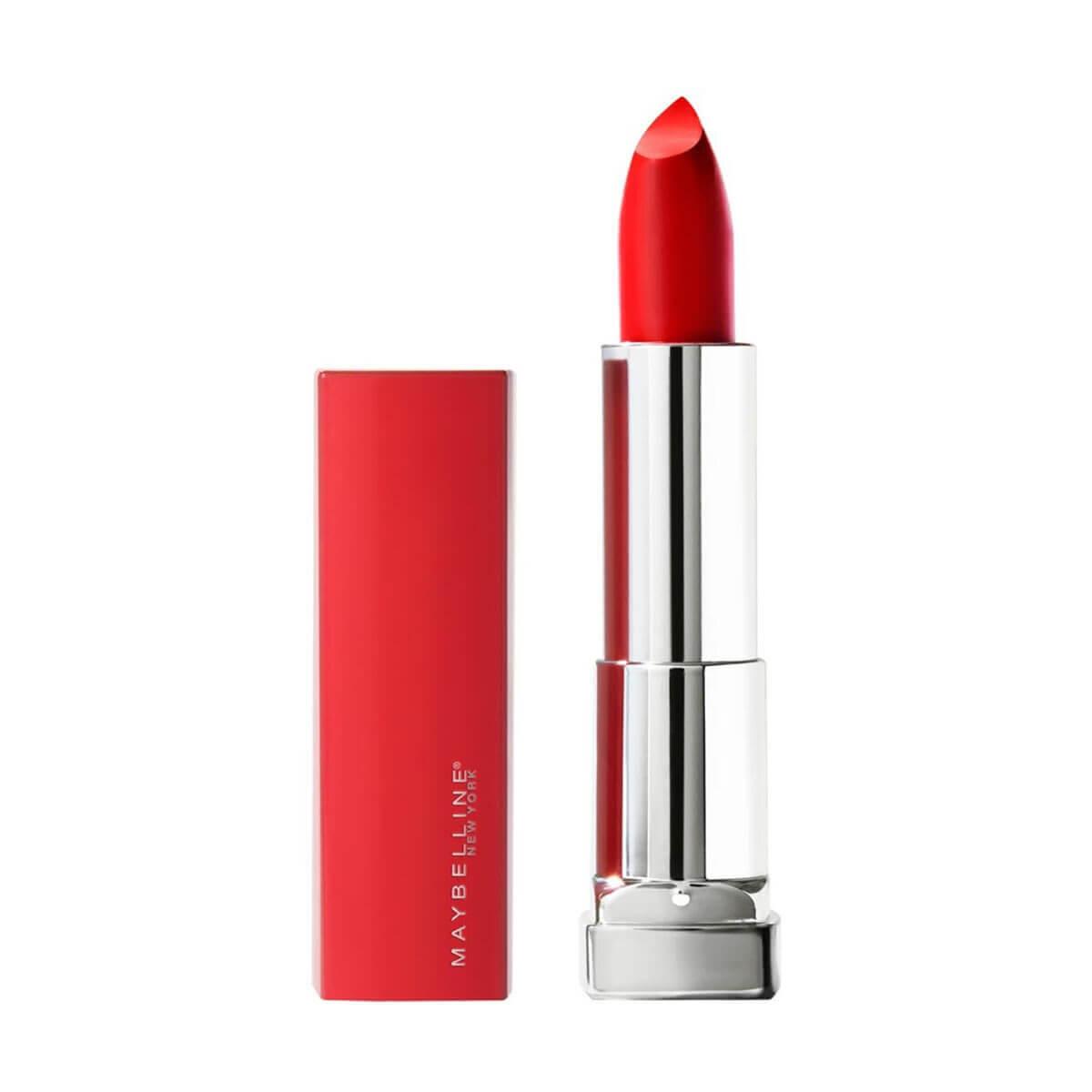 Color Sensational Made For All Ruj No 382 Red For Me Mat Kırmızı