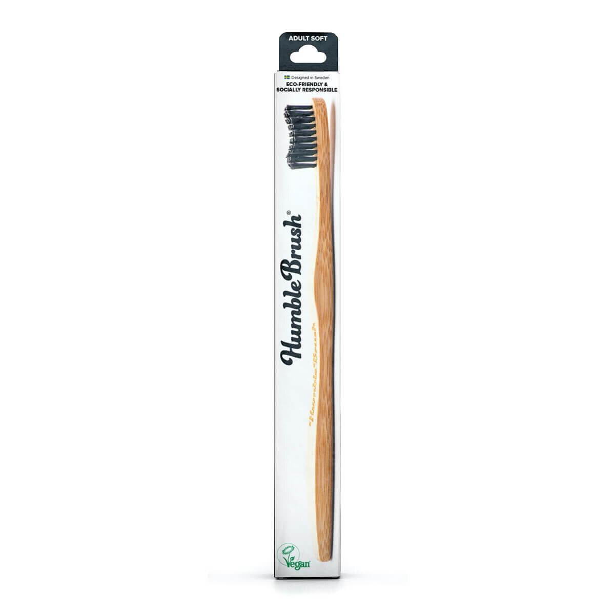 Black Soft Diş Fırçası
