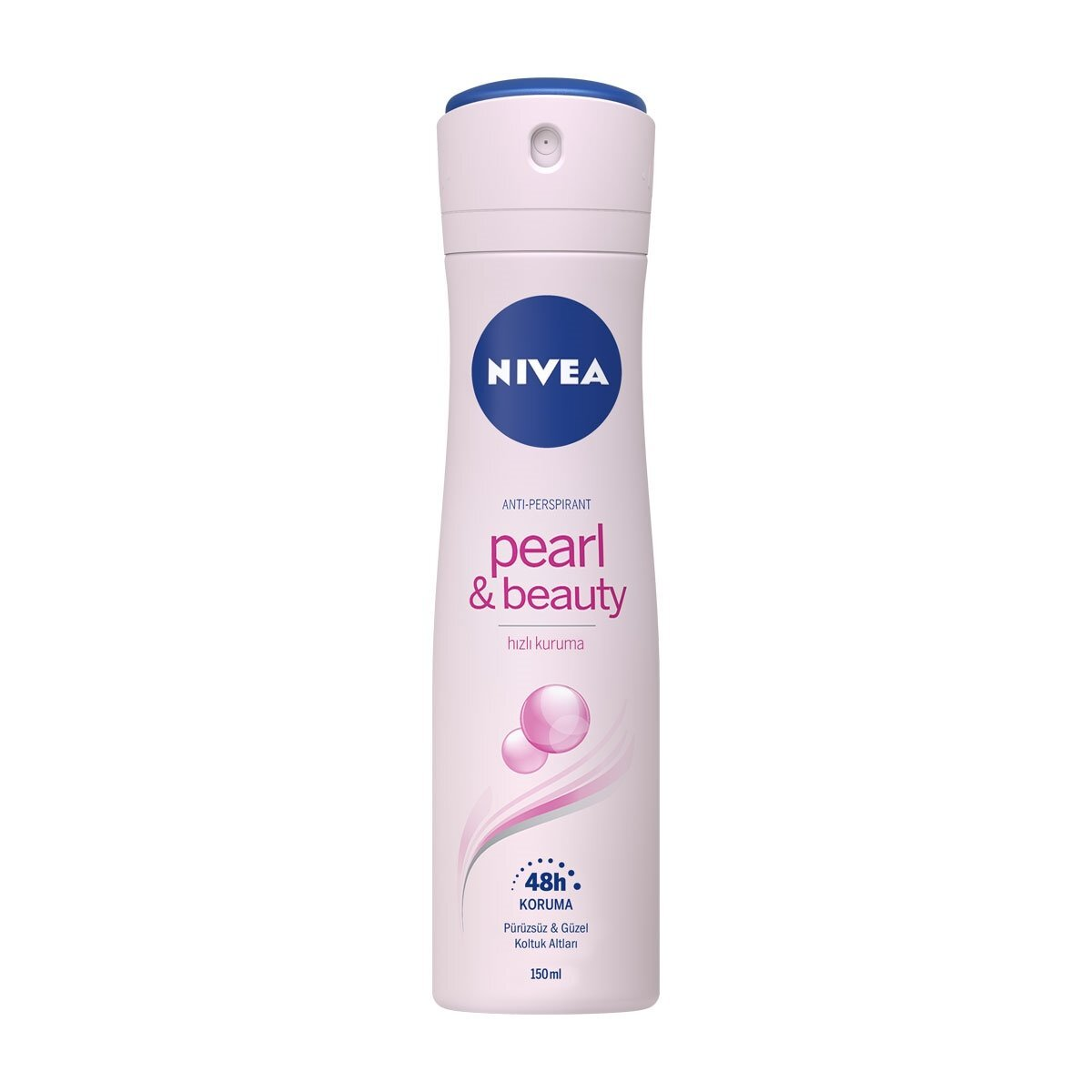 NIVEA DEO SPRAY PEARL BEAUTY 150ML