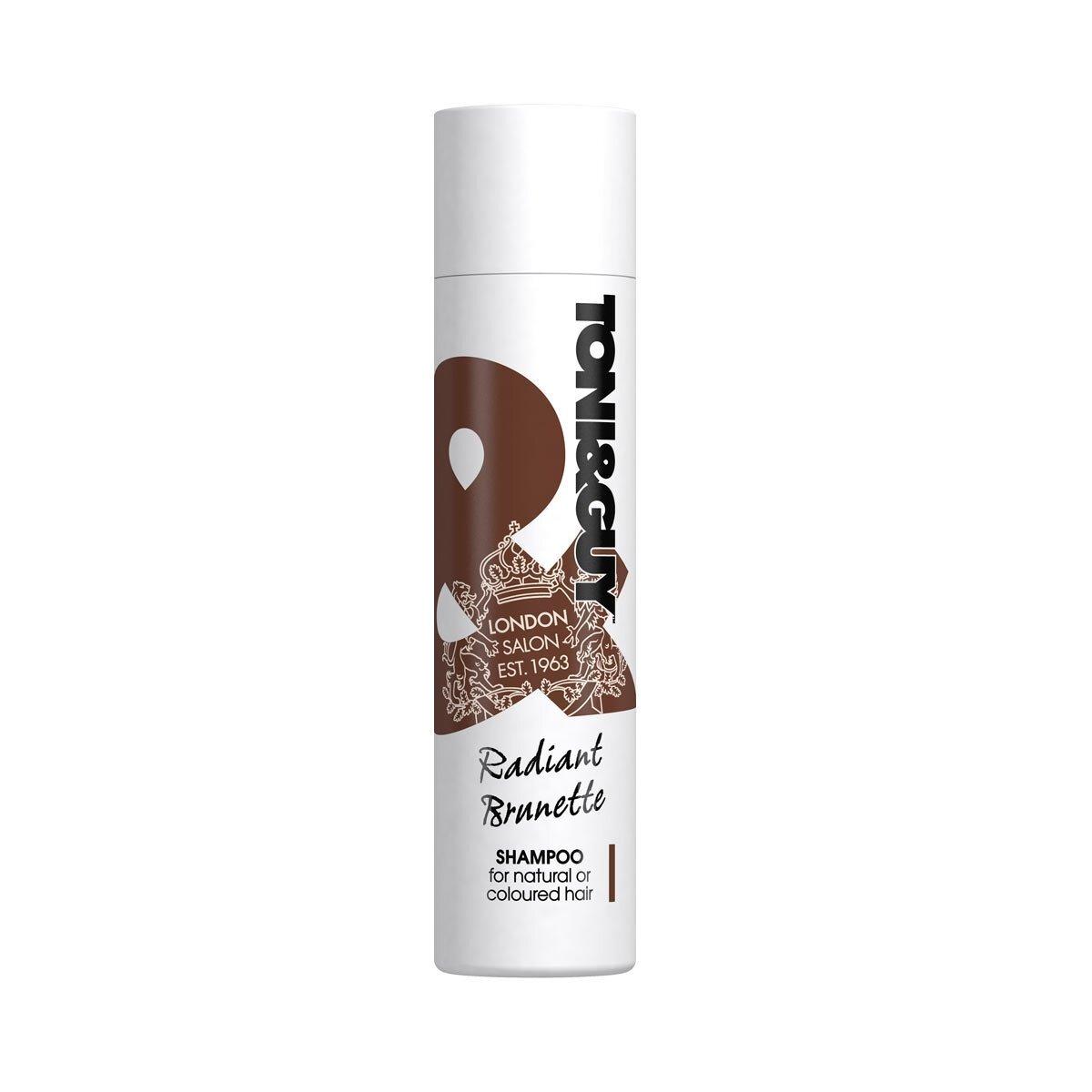 Koyu Saçlar için Işıltı Veren Şampuan 250 ml