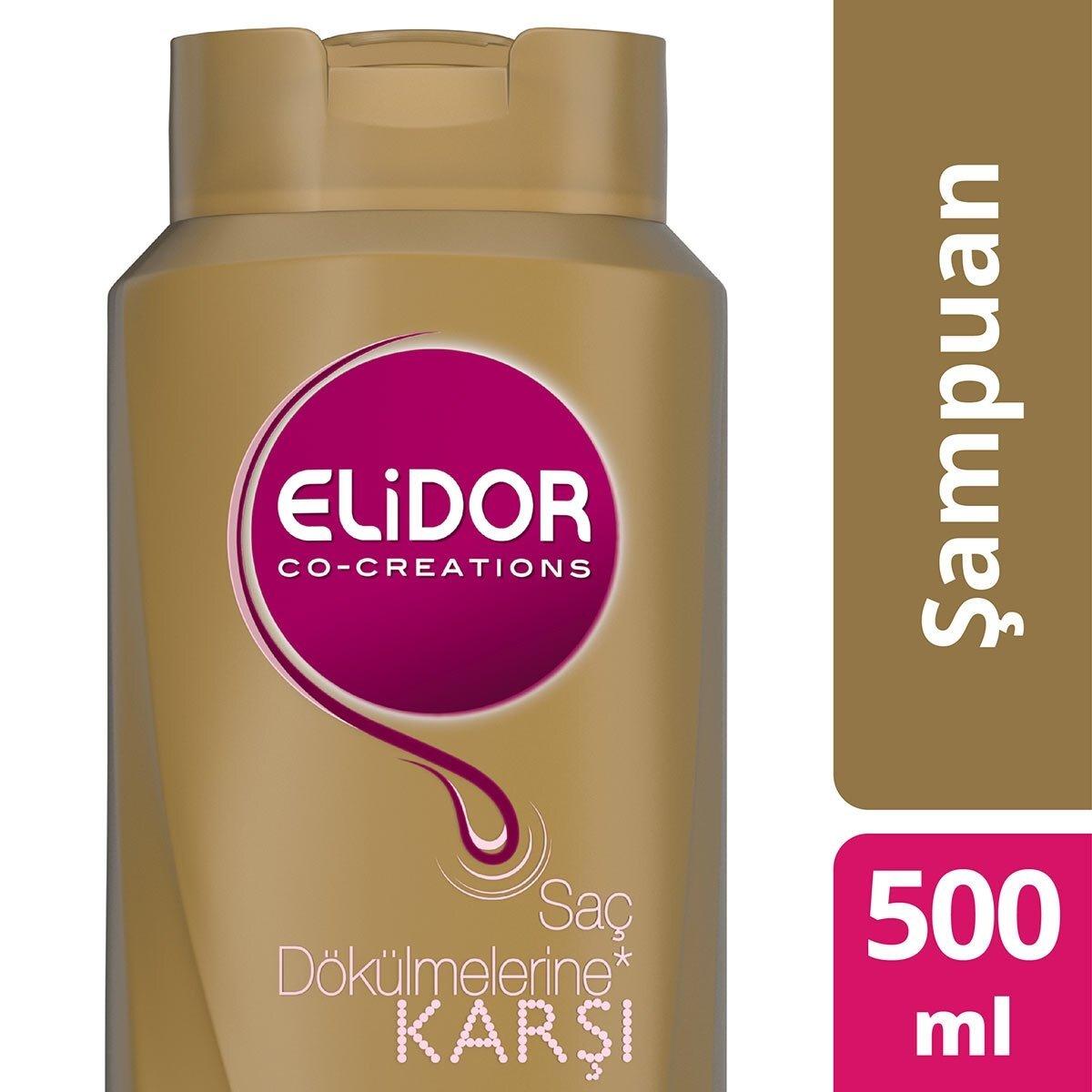 Sac Dökülmesine Çözüm Şampuan 500ml