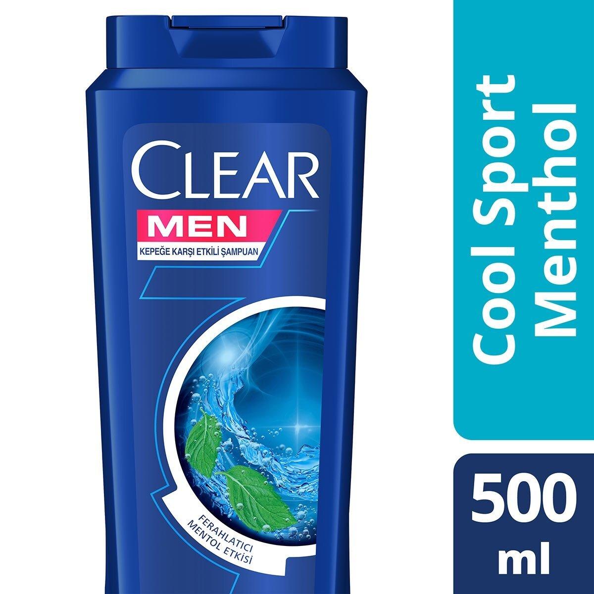 Cool Sport Menthol Erkek Şampuanı 500 ml