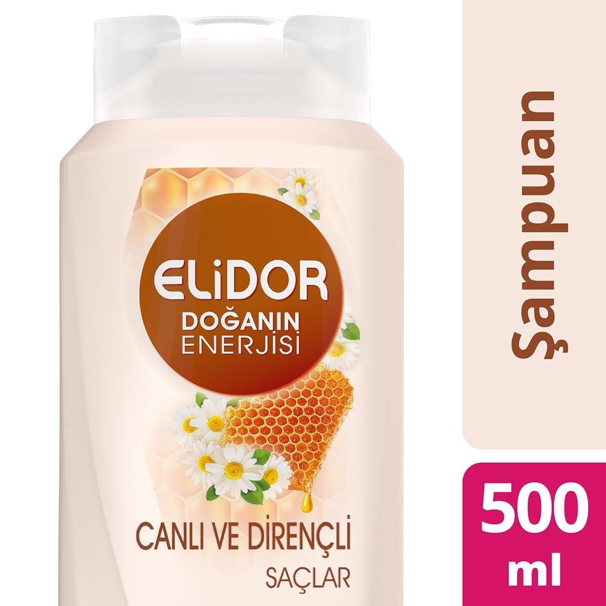 Doğanın Enerjisi Bal&Papatya Şampuan 500ml