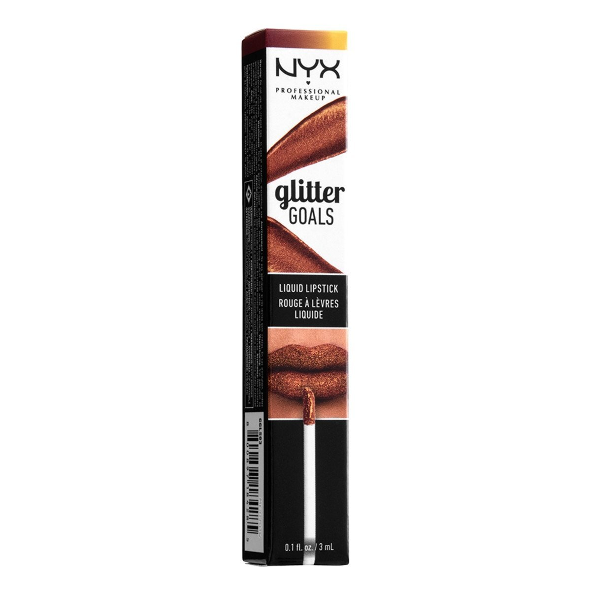 Glitter Goals Liquid Lipstick - Crystal Crush