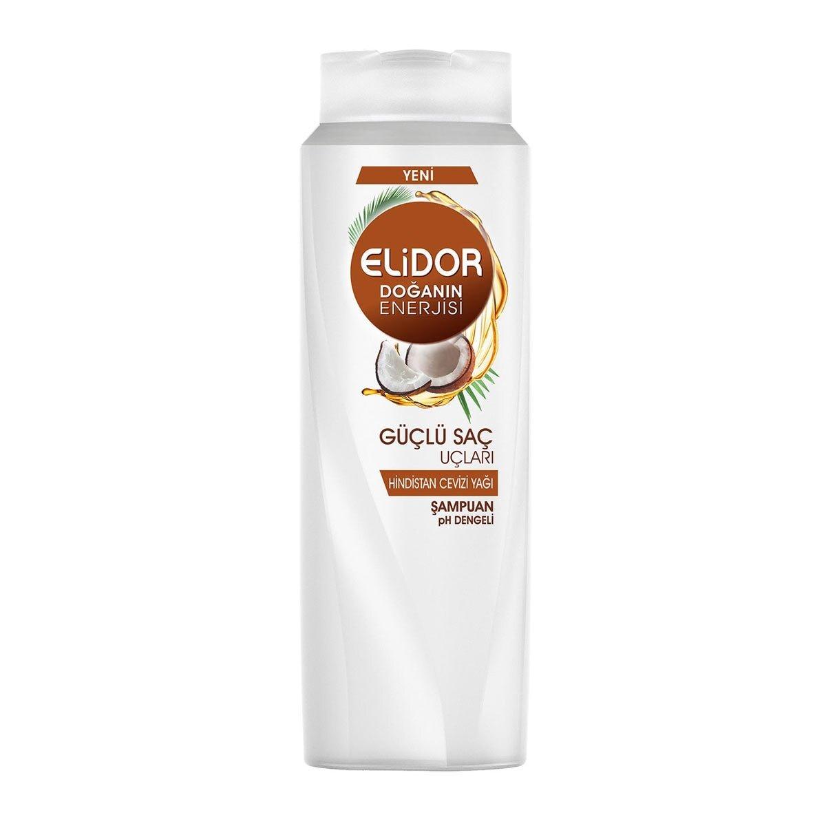 Doğanın Enerjisi Coconut Oil Şampuan 500ml