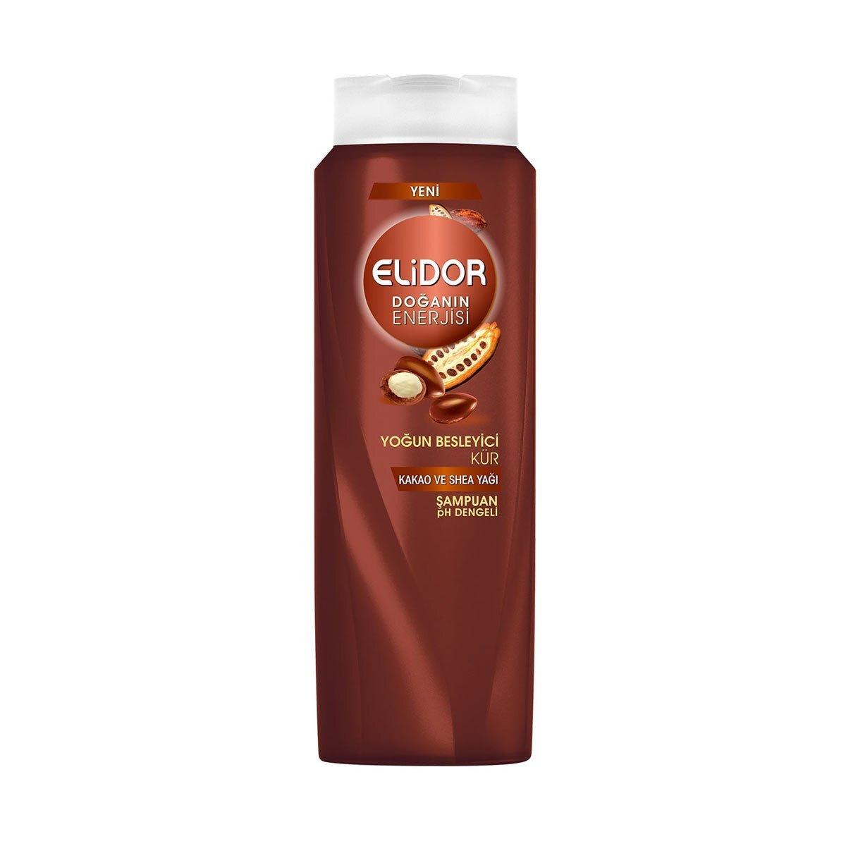 Doğanın Enerjisi Beslesleyici Kür Kakao Şampuan 500ml