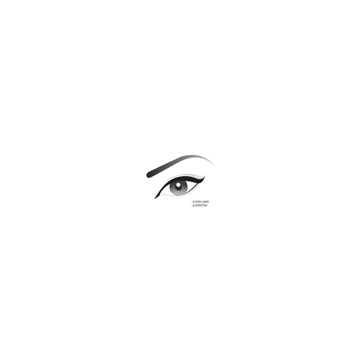 Superliner Superstar Siyah Eyeliner